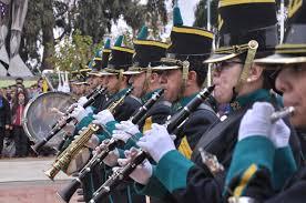 Bicentenario, banda militar