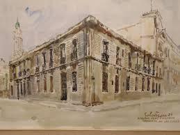 Mariano Moreno 8, biblioteca pública