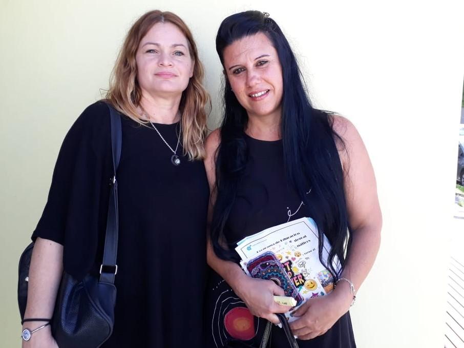 """""""Hemos encontrado chicos y docentes maquillados para que no se noten los golpes"""", reconoció Mónica Masetto"""