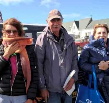 Chajarienses en Malvinas: la soledad que conmueve…