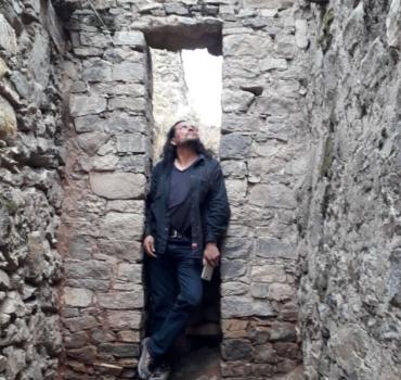 «Blac Poncho es un indio orgulloso que quiere demostrar al mundo que el inca vive en nosotros»