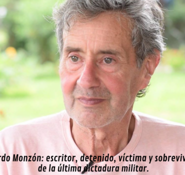 Eduardo Monzón: Nuestro ángel de la bicicleta