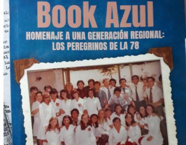 Book Azul: un libro que homenajea a una generación que transitó la Escuela de Comercio de Chajarí